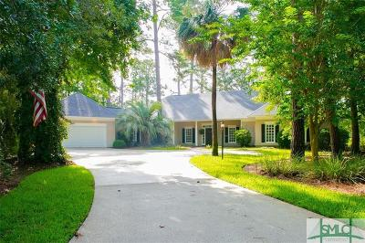 Savannah Single Family Home For Sale: 2 Goldeneye Lane