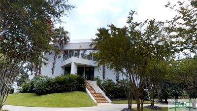 Savannah GA Single Family Home For Sale: $1,750,000