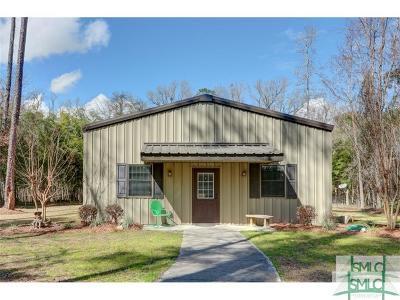 Rincon Single Family Home For Sale: 139 Ackerman Road