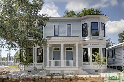 Savannah Condo/Townhouse For Sale: 541 E Gwinnett Street