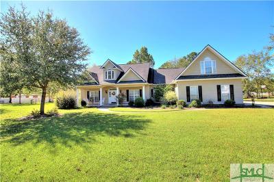 Rincon Single Family Home For Sale: 123 Cambridge Drive