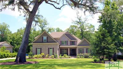 Savannah Single Family Home For Sale: 41 Woodchuck Hill Road