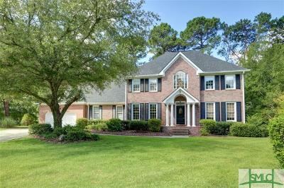 Savannah Single Family Home For Sale: 128 Pine Lakes Avenue