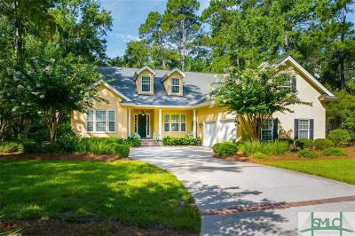 Savannah Single Family Home For Sale: 5 Waterford Lane