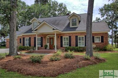 Savannah Single Family Home For Sale: 24 Rose Dhu Glen Drive