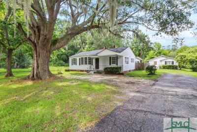 Richmond Hill Single Family Home For Sale: 386 Magnolia Street