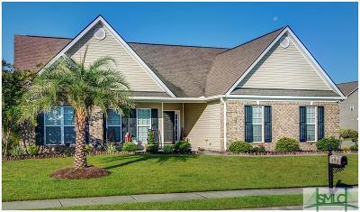 Richmond Hill Single Family Home For Sale: 205 Ohara Drive
