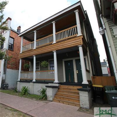 Savannah Multi Family Home For Sale: 414 W Park Street