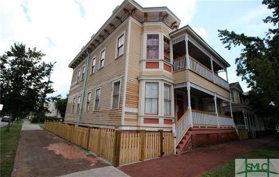 Savannah Multi Family Home For Sale: 320 - 322 W Park Avenue