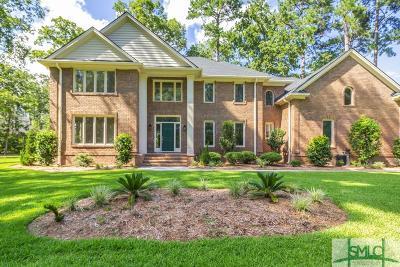 Savannah Single Family Home For Sale: 108 Cedar Point Drive