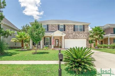 Pooler Single Family Home Active Contingent: 128 Winslow Circle