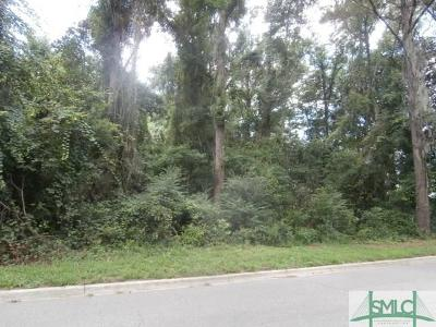 Savannah Residential Lots & Land For Sale: 1121 Mohawk Street