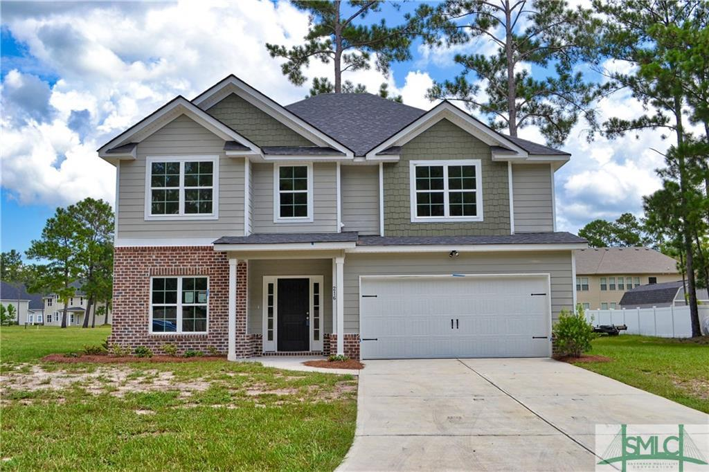 216 Cypress Lakes, Bloomingdale, GA, 31302, Bloomingdale Home For Sale