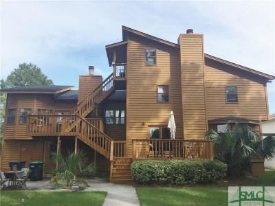 Savannah Single Family Home For Sale: 35 Hardee Drive