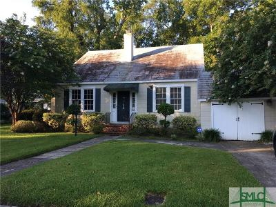 Savannah Rental For Rent: 513 Kentucky Avenue