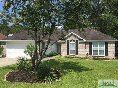 Savannah Single Family Home For Sale: 152 Cormorant Way