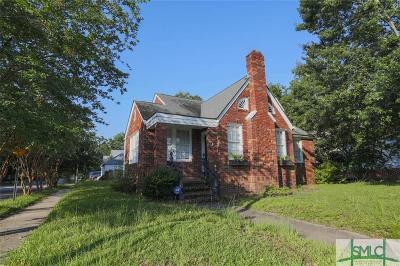 Savannah Single Family Home For Sale: 435 E 51st Street