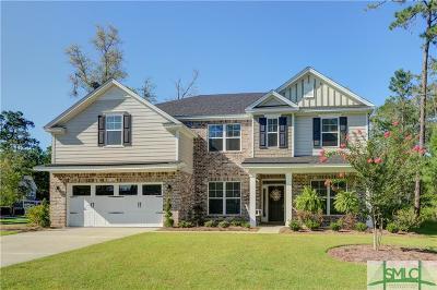 Savannah Single Family Home For Sale: 180 Enclave Boulevard