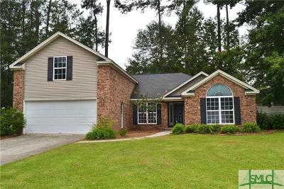Rincon Single Family Home For Sale: 209 Brookstone Court