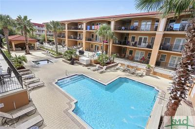 Tybee Island Condo/Townhouse For Sale: 3 15th Street #110