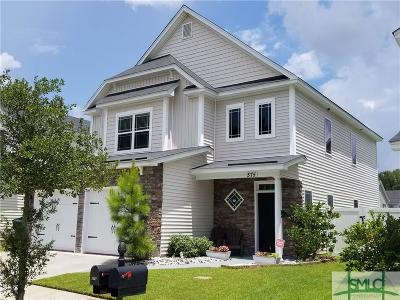 Richmond Hill Single Family Home For Sale: 575 Summer Hill
