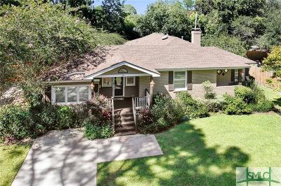 Savannah Single Family Home For Sale: 38 Althea