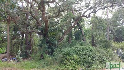 Savannah Single Family Home For Sale: 41 Moon River Drive