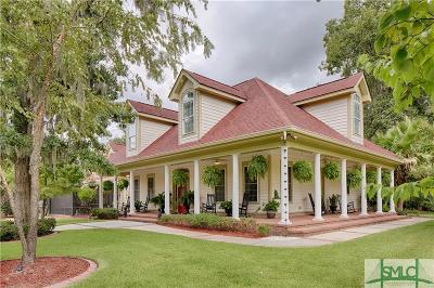 Rincon GA Single Family Home For Sale: $1,600,000