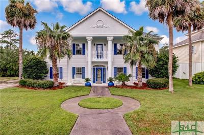 Savannah Single Family Home For Sale: 12 Shad River Road