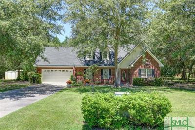 Rincon Single Family Home For Sale: 309 Plantation Drive