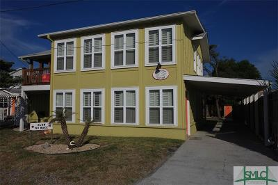 Tybee Island Single Family Home For Sale: 105 Lovell Avenue