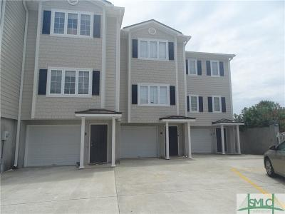 Tybee Island Condo/Townhouse For Sale: 3rd Street #11