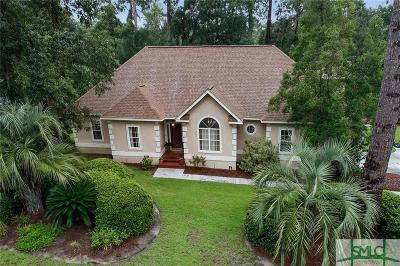 Savannah Single Family Home For Sale: 8 Shorecrest Court