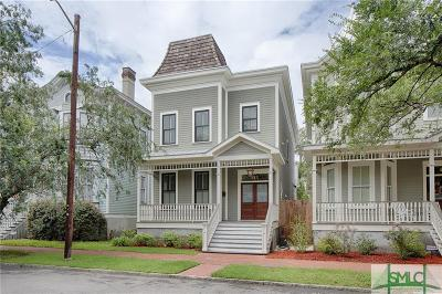 Savannah Single Family Home For Sale: 212 W Waldburg Street