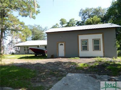 Savannah Single Family Home For Sale: 8710 Cindy Avenue