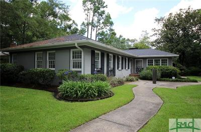 Savannah Single Family Home For Sale: 32 E 64th Street