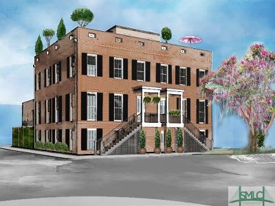 Savannah Single Family Home For Sale: 457 Tattnall Street