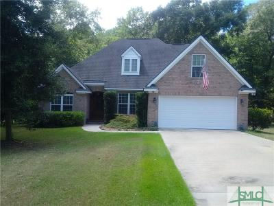 Rincon Single Family Home For Sale: 198 Coldbrook Court