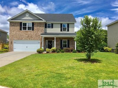 Rincon Single Family Home For Sale: 108 Saratoga Drive