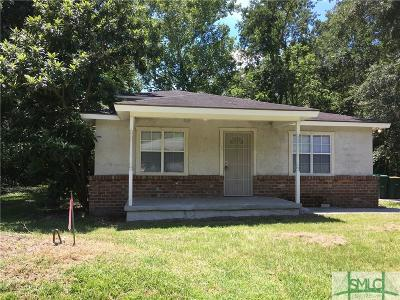Tybee Island Rental For Rent: 4005 6th Street