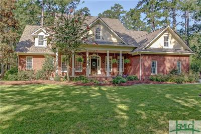 Savannah Single Family Home For Sale: 2191 Grove Point Road