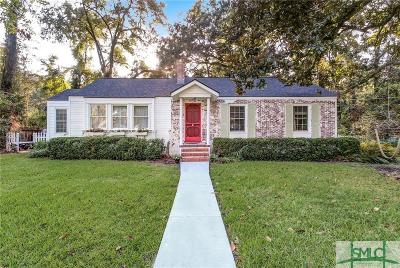 Isle Of Hope Single Family Home For Sale: 4 Avenue Of Pines Avenue