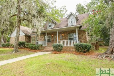 Savannah Single Family Home For Sale: 11 Mast Way