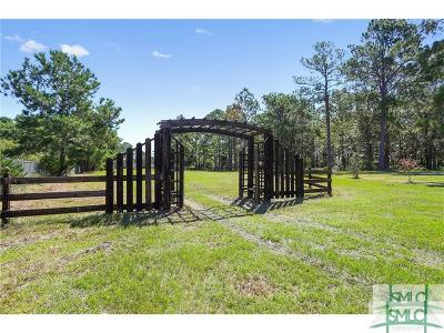 Pooler Residential Lots & Land For Sale: 1522 Quacco Rd
