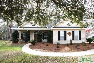 Savannah Single Family Home For Sale: 9 Heritage Way