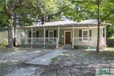 Savannah Single Family Home For Sale: 506 E 64th Street