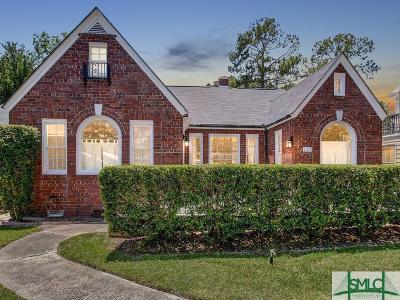 Savannah Single Family Home For Sale: 627 E 53rd Street