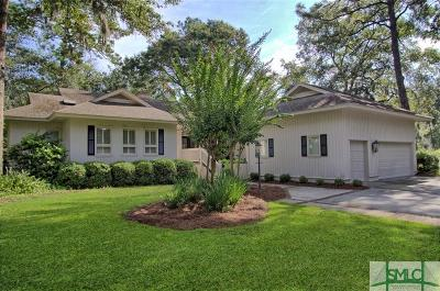 Savannah Single Family Home For Sale: 104 Yam Gandy Road