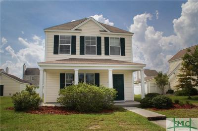 Pooler Single Family Home For Sale: 29 Godley Park Way
