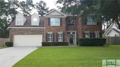 Pooler Single Family Home For Sale: 117 Village Lake Drive